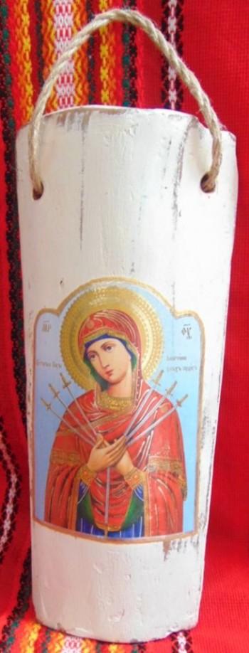 Керемида с икона